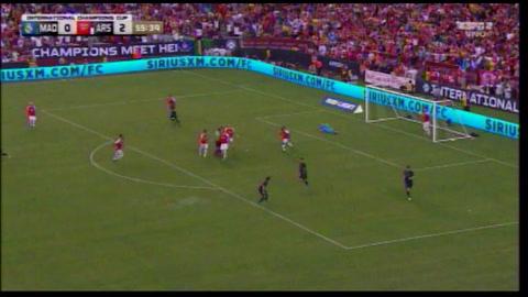 ¿Qué dirá Zidane? El gol de Gareth Bale en el Real Madrid - Arsenal
