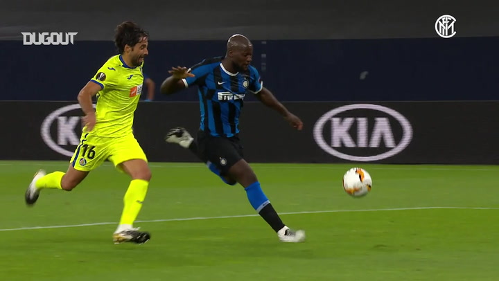 Inter seal Europa League quarter-final spot vs Getafe