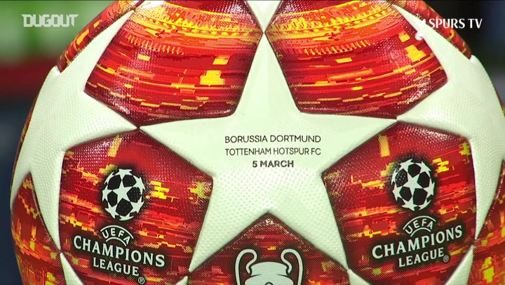 Highlights: Dortmund 0-1 Tottenham Champions League Round Of 16