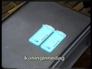 Koninginnedag in Berlicum 1992