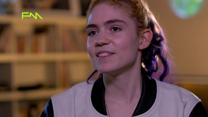 Grimes Calls 'Ocarina of Time' 'One Of The Best Games Ever'