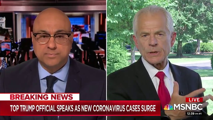 Navarro: Another Lockdown 'Is Going to Kill More People' with Alcoholism, Depression, Economic Fallout