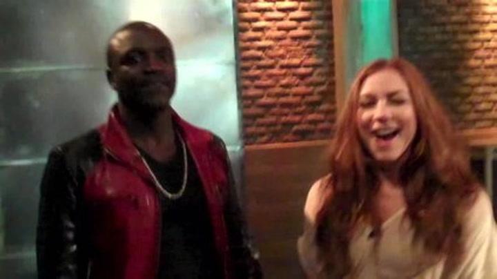 Post-Show Interview: Akon - Top 20 Countdown