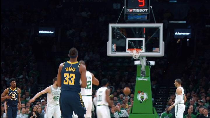 El resumen de la jornada de la NBA del 18/04/2019