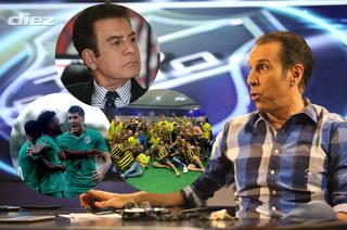 Mauricio Kawas explica cómo es su relación con Salvador Nasralla y al único equipo que apoya