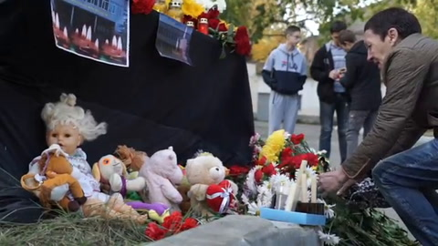 Al menos nueve menores entre víctimas de masacre de Crimea