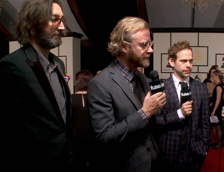 Shows: Grammys 2014: The National Talk First GRAMMY Nod After 14 Years Together