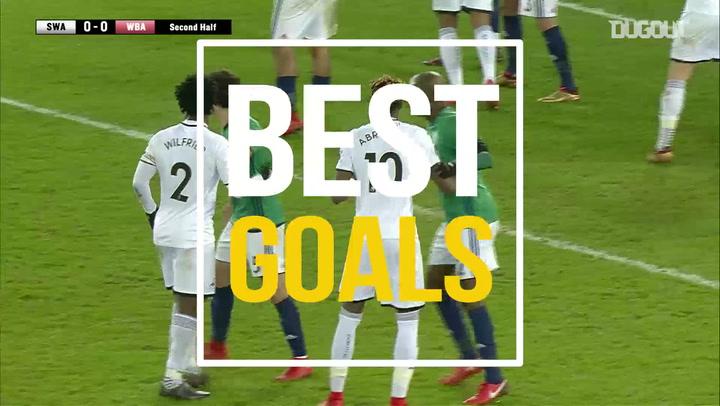 Top 5: Goals Vs West Bromwich Albion!