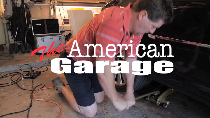 Fixing the Air Suspension on Audi A8- The American Garage