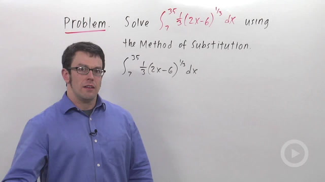 how to solve integrals by substitution