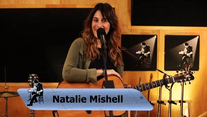 Natalie Mishell performs Empty Handed on The Jimmy Lloyd Songwriter Showcase