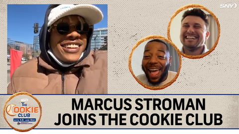The Cookie Club: Marcus Stroman joins the show
