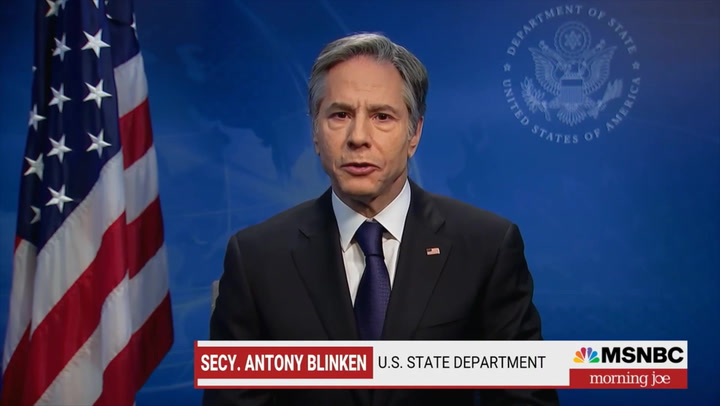 Blinken: Message that There's New Sheriff on Cyberwarfare 'Has Been Sent' to China, Russia