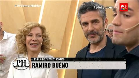 A un día del estreno de la película, habló Ramiro Bueno y estalló la disputa familiar por Rodrigo