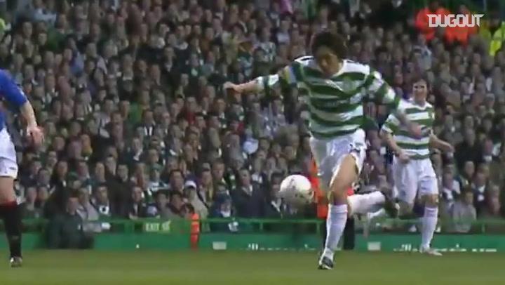 Shunsuke Nakamura - The Free-Kick King