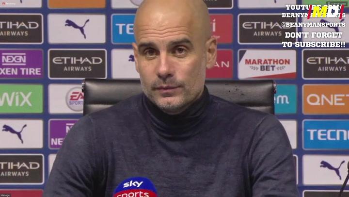 """Guardiola, contra la Premier: """"Aquí nos creemos que somos más especiales"""""""