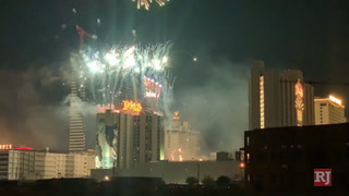 Plaza Hotel and Casino Fourth of July Fireworks