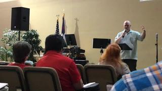 Pastor talks about Stephen Paddock