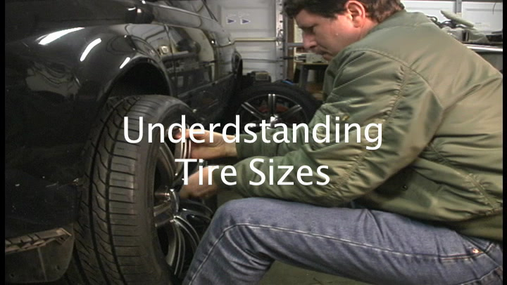 The American Garage Minute- Tire Sizes