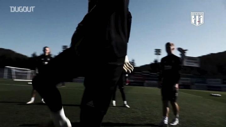 Beşiktaş Konyaspor Maçına Hazır