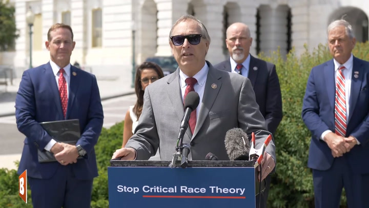 Rep. Andy Biggs: Critical Race Theory Is Based on the
