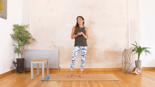 Mummy movement patterns workout