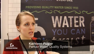 Water filters beat bottled water and pitcher filters for healthy living