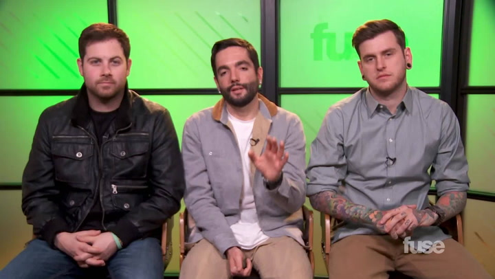 Interviews: A Day to Remember Explain Band Name Using Mad Libs