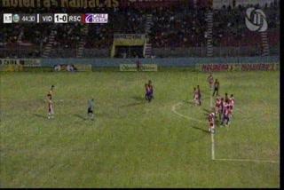 ¡Gol del Vida! Marcelo Canales abre el marcador 1-0 ante Real Sociedad