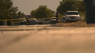 Fatal shooting in south Las Vegas
