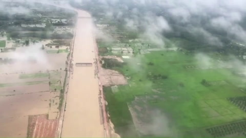 Inundaciones dejan muerte y devastación en el sur de Tailandia