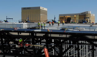 Nevada construction continues as coronavirus spreads
