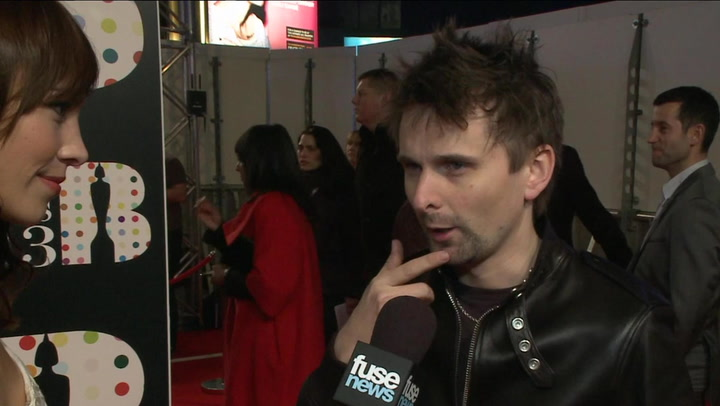 """Muse Talk """"Rumors Rihanna, Jay-Z or Coldplay"""" Are Playing The BRITs"""