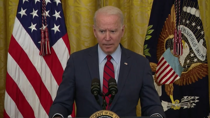 Biden encourages businesses to pay employees more