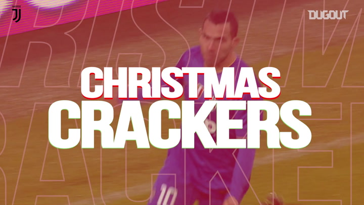 Christmas Crackers: Carlos Tevez