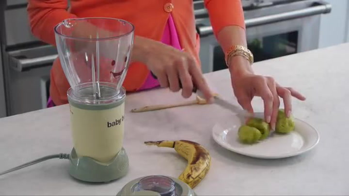 Preview image of Nutribullet BabyBullet Kiwi Smoothie video