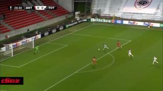 Sorpresa: Tottenham con Bale en cancha cae ante Antwerp en la Europa League