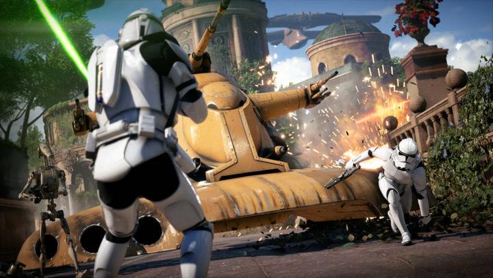 Resultado de imagen de star wars battlefront 2