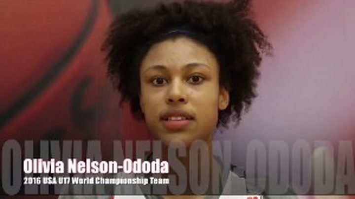 Olivia Nelson-Ododa Feature