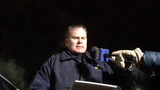 Fargo Deputy Chief Joe Anderson Briefing On Standoff
