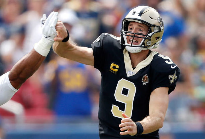 Update: Drew Brees' surgery went as planned, still out 6 weeks