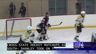 Boys Hockey: Davies and Bismarck win