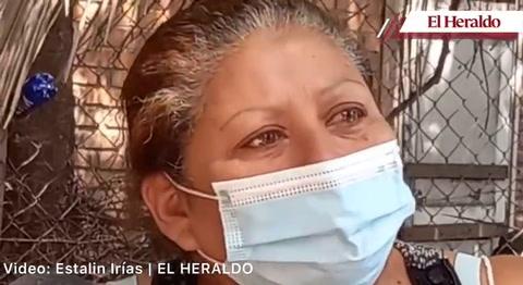 Angustiada madre busca a su hijo:
