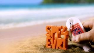 SPF4EVR1 - Beach
