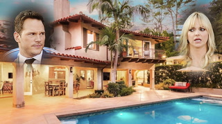 It's Really Over: Chris Pratt and Anna Faris Sell Their Hollywood Home