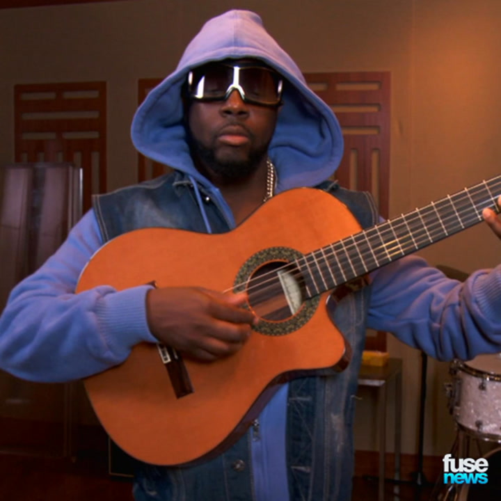 """Wyclef Jean Performs """"Justice"""" For Trayvon Martin"""