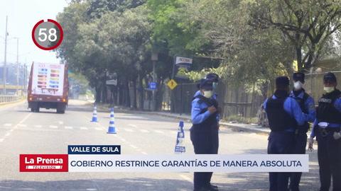 Avance Informativo: Honduras refuerza medidas por coronavirus