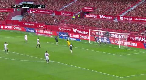 Sevilla 0-1 Real Madrid (Jornada 12 - Liga Española)