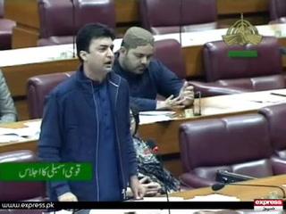 ہم نے ذاتی انتقام نہیں لیا، نواز شریف کو سزا عدالت نے دی، مراد سعید