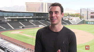 Golden Knights' Reilly Smith Ready to Battle for Vegas – Video